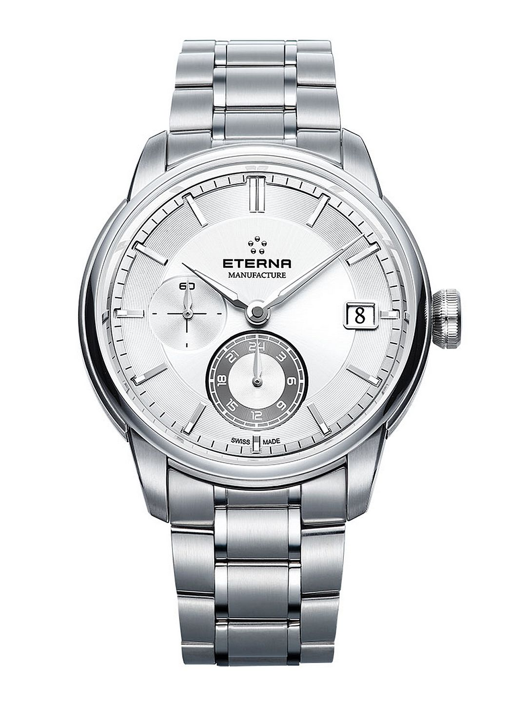 Eterna Adventic GMT Manufacture Automatik 7661.41.66.1702