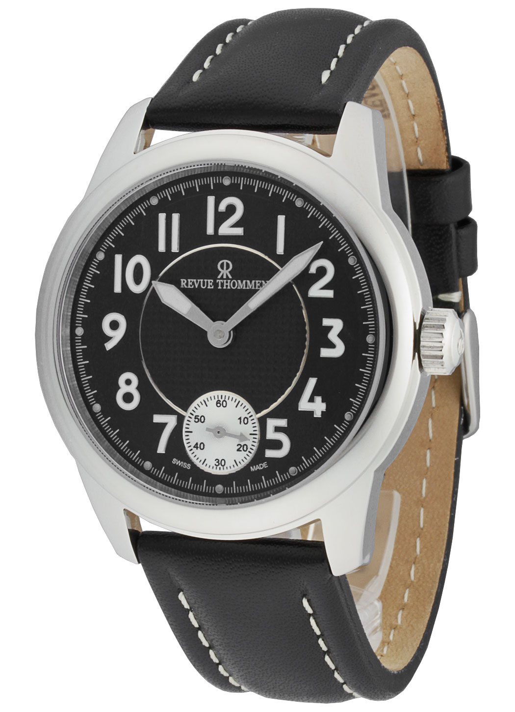 Revue thommen airspeed mechanical swiss made watch ebay for Swiss made watches
