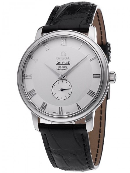Omega De Ville Co-Axial Chronometer Automatik 4813.30.01
