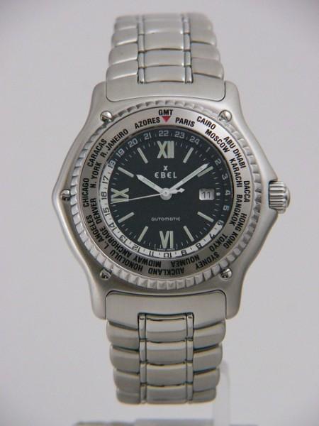 Ebel Voyager Senior GMT 9124341/5165p