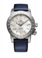 Glycine Airwoman 36 Worldtimer GMT Datum Automatik GL0181