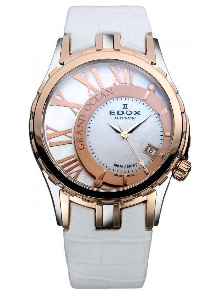 Edox Grand Ocean Date Automatic 37008 357R NAIR