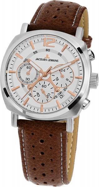 Jacques Lemans Sport Lugano Chronograph 1-1931B