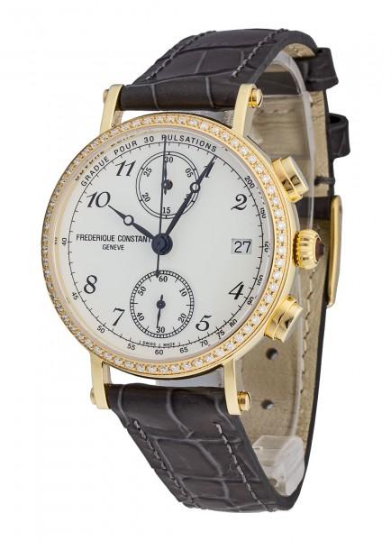 Frederique Constant Classics Chronograph Ladies FC-291A2RD5
