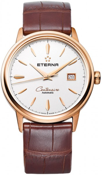 Eterna Heritage Centenaire Automatik 18kt Gold 2960.69.11.1272