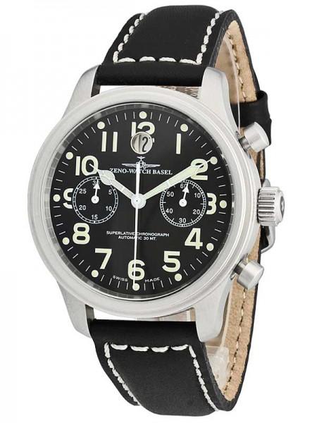 Zeno Watch Basel NC Pilot Chronograph 2040 Date 9562BHD12-a1