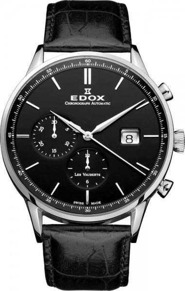 Edox Les Vauberts Chronograph Automatik 91001 3 NIN