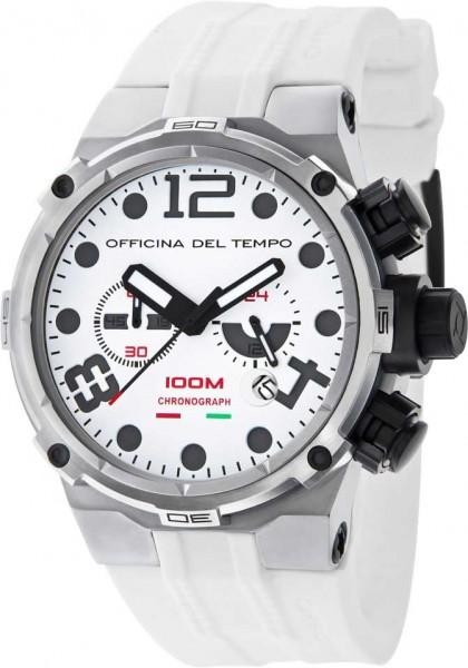 Officina del Tempo Super Power Chronograph OT1040-1421WGW