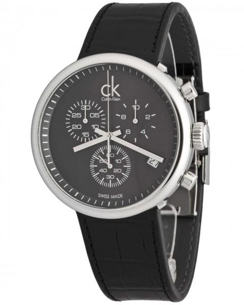 Calvin Klein Substantial Herrenuhr Chronograph K2N271C1
