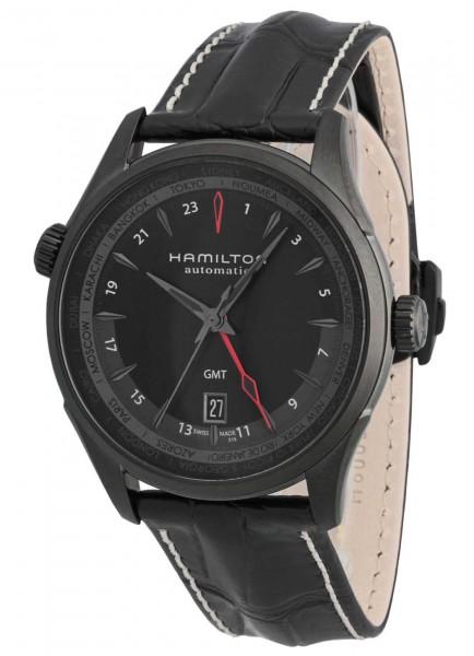 Hamilton Jazzmaster GMT Automatik