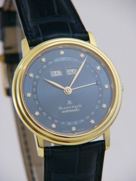Blancpain Leman Automatic Vollkalender 6695-1448a-55