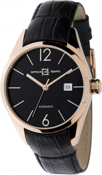 Officina del Tempo Wall Street Automatic Date OT1037-4300NGN