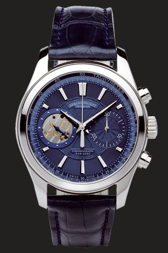 Armand Nicolet L07 Chrongraph Two Counters 7647A-BU-P964BUT2