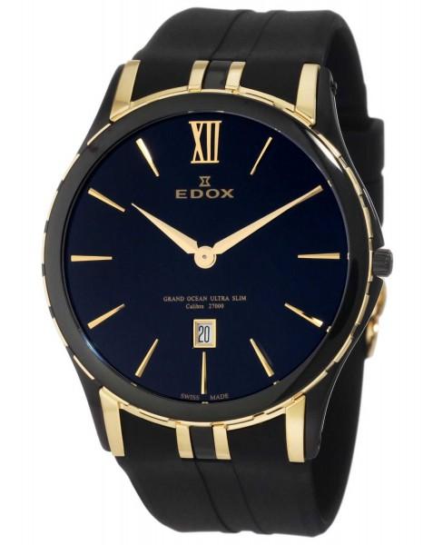 Edox Grand Ocean Ultra Slim 27033 357JN NID