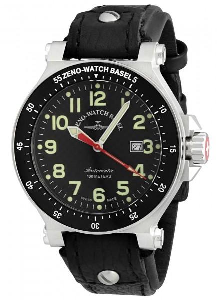 Zeno-Watch Basel Winner Limited Editon Date 654-s1