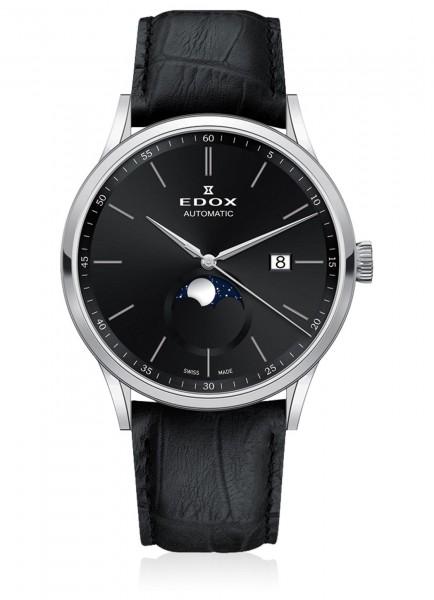 Edox Les Vauberts La Grande Lune Automatik 80500 3 NIN