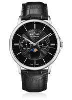 Edox Les Bémonts Moon Phase Complication 40002 3 NIN
