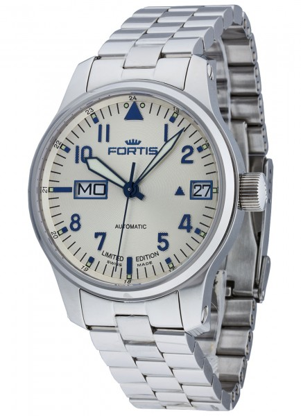Fortis Aviatis F-43 Recon Big Day/Date -Limited Edition- 700.20.92 M