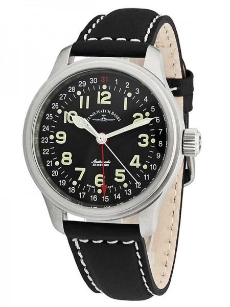 Zeno Watch Basel NC Pilot Pointer Date Automatik Uhr Herren 9554Z-a1
