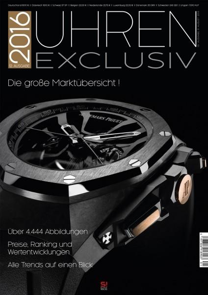 Uhren Exclusiv 2016 Uhrenkatalog