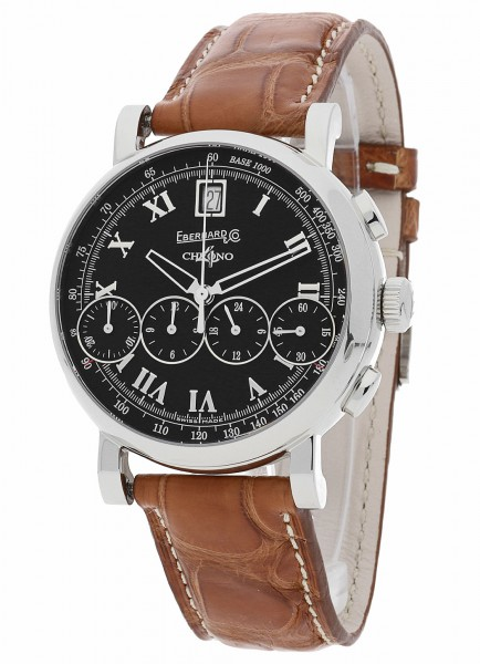 Eberhard & Co Chrono 4 Bellissimo Vitre Chronograph 31043.8 BR