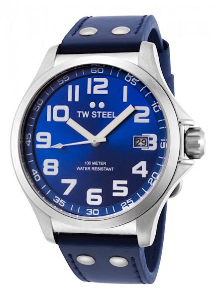 TW Steel Pilot Datum Quarz TW400