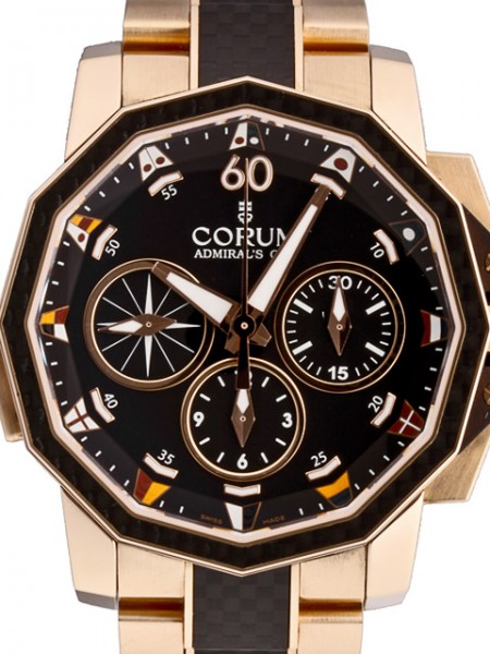 Corum Admiral's Cup Chronograph COSC 989.691.13/V761 AN92