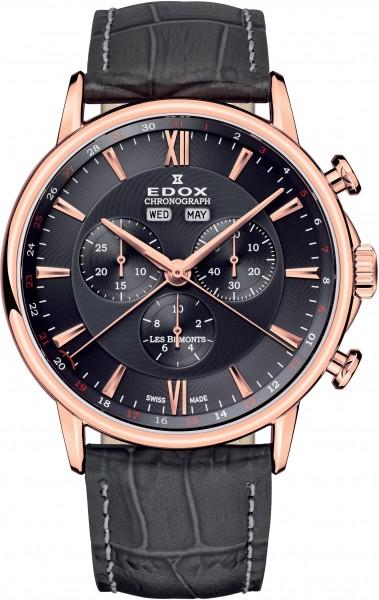EDOX Les Bémonts Chronograph 10501 37R GIR