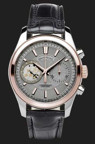 Armand Nicolet L07 Chrongraph Two Counters 8649A-GL-P964GRT2