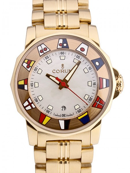 Corum Admiral's Cup Gold 039-430-56-V780 PN44