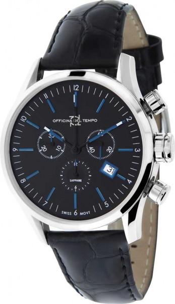 Officina del Tempo Business Chronograph OT1038-1100NLBN