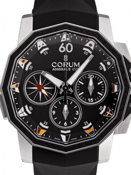 Corum Admiral's Cup Chronograph COSC 986.691.11/ F371 AN92