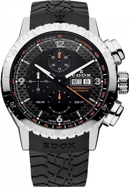 EDOX Chronorally 1 Automatik Chronograph 01118 3 NO