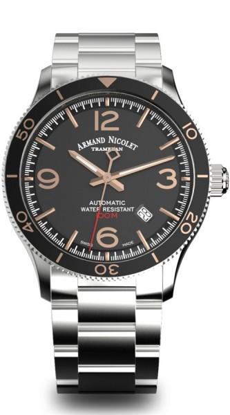 Armand Nicolet MA2 Datum Automatik A890ANS-NS-M2890A