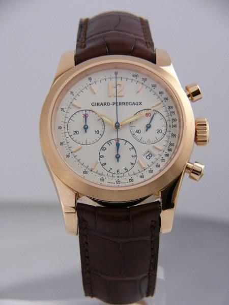 Girard-Perregaux Sport 2000 Chronograph Gold 49560-0-52-8148