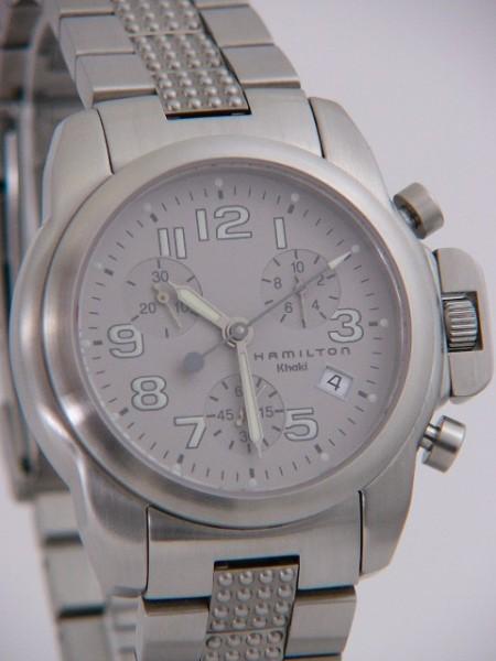 Hamilton Khaki Action Chronograph H63412153