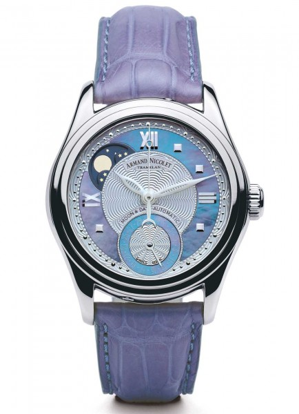Armand Nicolet M03 Moonphase & Date 9151A-AK-P915VL8