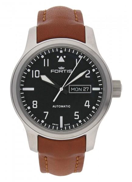 Fortis Aviatis Aeromaster Day/Date 655.10.10 L.38