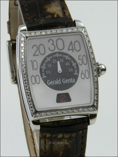 Gerald Genta Solo Retro Automatik RSO-M-10-235-CB-BA-S01