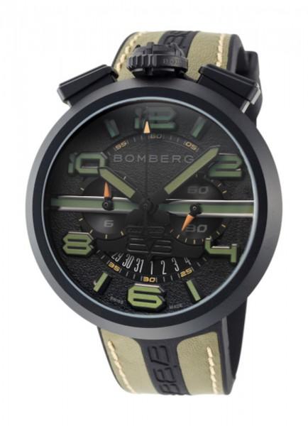 Bomberg 1968 Chronograph Datum Quarz RS45CHPBA.41.3