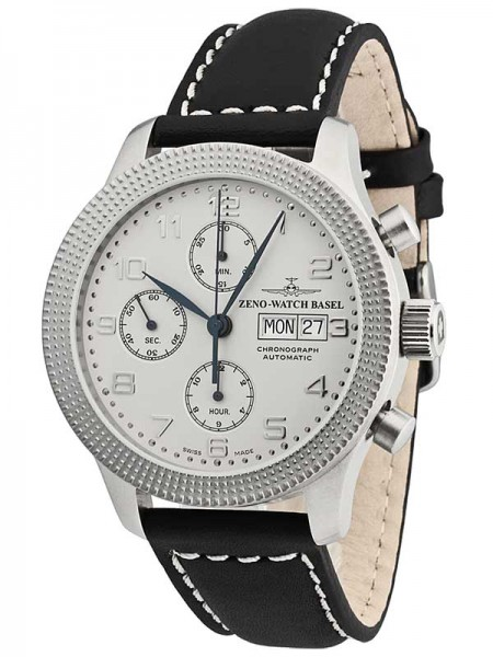 Zeno Watch Basel Clou de Paris Retro Chronograph Day-Date 11557T