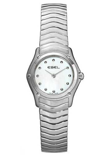 Ebel Classic Wave Mini Damenuhr Quarz 9003F11-9425
