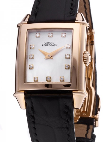 Girard Perregaux Vintage 1945 Lady in Gold 25920-0-52-720a