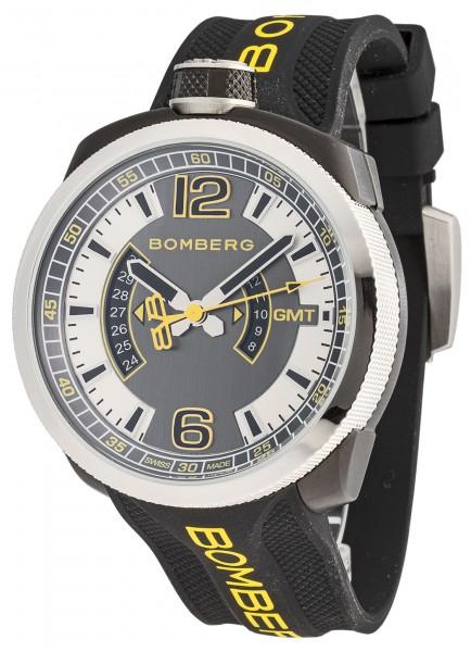 Bomberg Bolt-68 GMT Datum Quarz BS45GMTSP.027.3