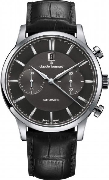 Claude Bernard Sophisticated Classics Automatik Chronograph 08001 3 NIN