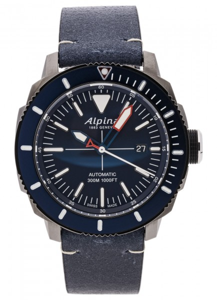 Alpina Seastrong Diver 300 Datum Automatik AL-525LNN4TV6