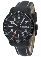 Fortis B-42 Black -Official Cosmonauts- Day/Date 647.28.71 L.01