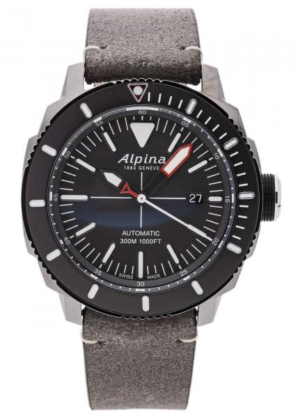 Alpina Seastrong Diver 300 Datum Automatik AL-525LGGW4TV6