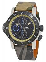 Glycine Airman Airfighter GMT Chronograph Automatik 3921.398.TB22