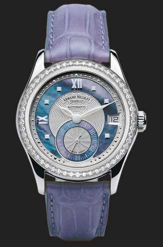 Armand Nicolet M03 Small Seconds & Date 9155D-AK-P915VL8